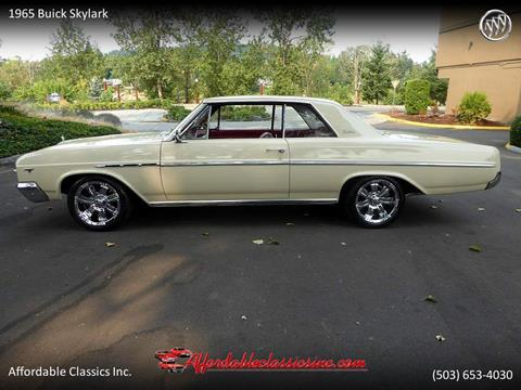 1965 Buick Skylark for sale in Gladstone, OR