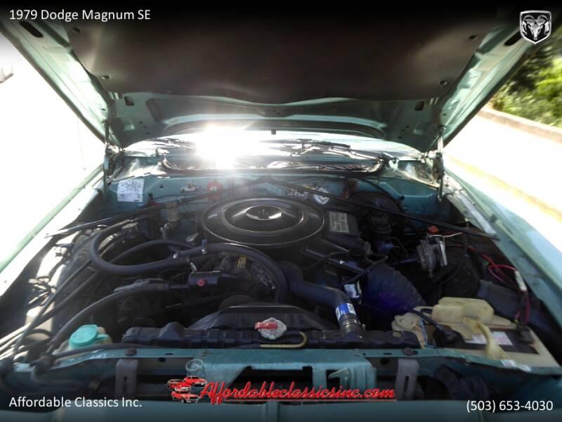 1979 Dodge Magnum SE 53