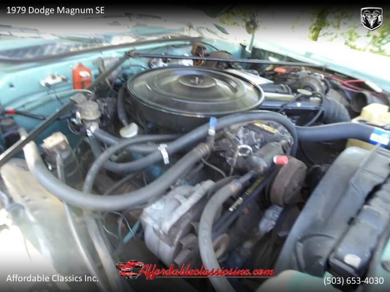 1979 Dodge Magnum SE 56