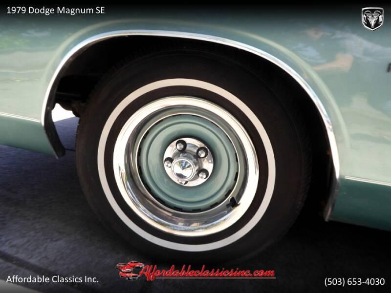 1979 Dodge Magnum SE 60