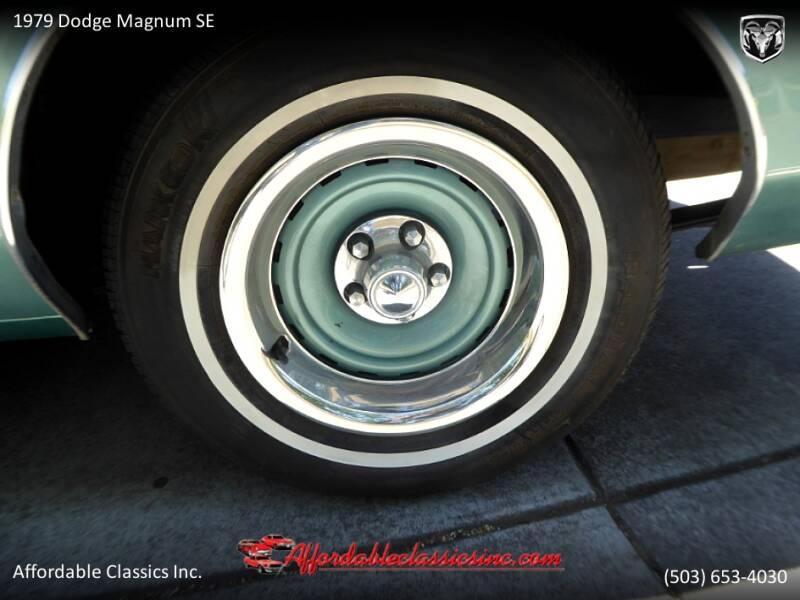 1979 Dodge Magnum SE 59