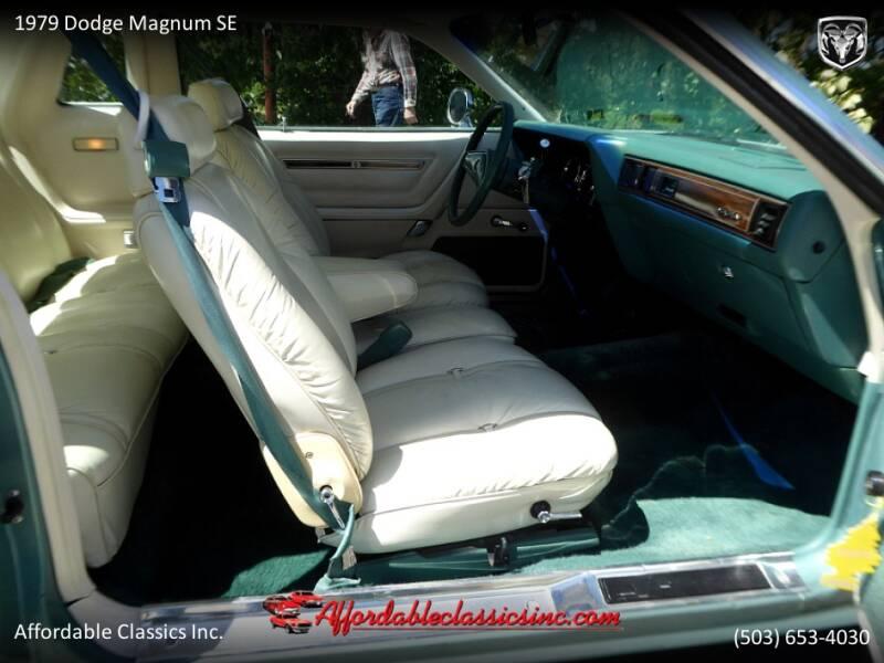 1979 Dodge Magnum SE 33