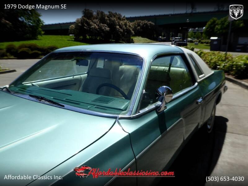 1979 Dodge Magnum SE 16