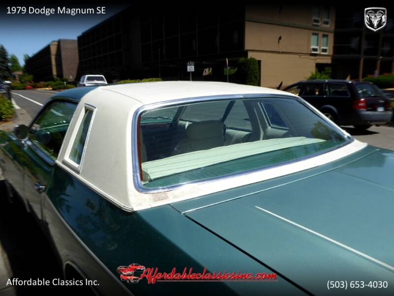 1979 Dodge Magnum SE 15