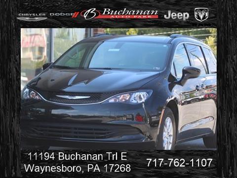 2020 Chrysler Voyager for sale in Waynesboro, PA