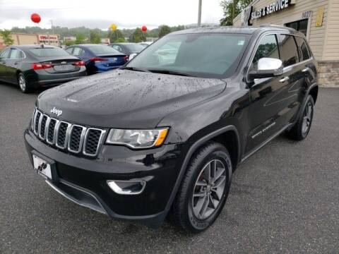 2017 Jeep Grand Cherokee for sale at BuyFromAndy.com at Hi Lo Auto Sales in Frederick MD