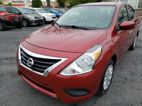 2018 Nissan Versa for sale at BuyFromAndy.com at Hi Lo Auto Sales in Frederick MD