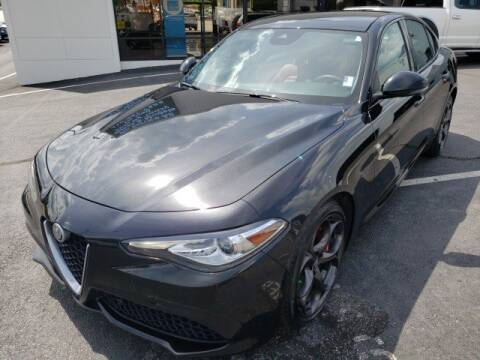 2017 Alfa Romeo Giulia for sale at BuyFromAndy.com at Hi Lo Auto Sales in Frederick MD