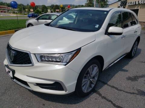 2017 Acura MDX for sale at BuyFromAndy.com at Hi Lo Auto Sales in Frederick MD