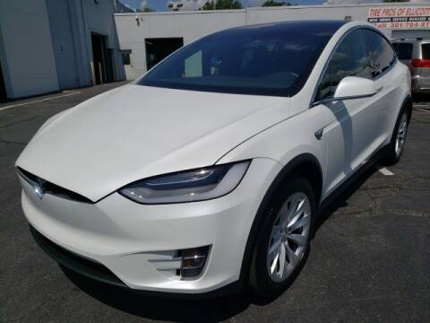 2019 Tesla Model X for sale at BuyFromAndy.com at Hi Lo Auto Sales in Frederick MD