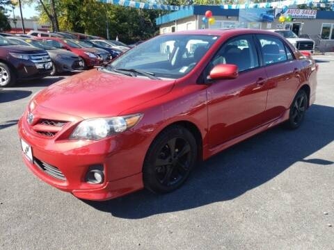 2011 Toyota Corolla for sale at BuyFromAndy.com at Hi Lo Auto Sales in Frederick MD