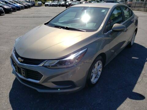2017 Chevrolet Cruze for sale at BuyFromAndy.com at Hi Lo Auto Sales in Frederick MD