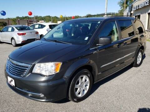 2012 Chrysler Town and Country for sale at BuyFromAndy.com at Hi Lo Auto Sales in Frederick MD
