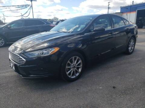 2017 Ford Fusion for sale at BuyFromAndy.com at Hi Lo Auto Sales in Frederick MD