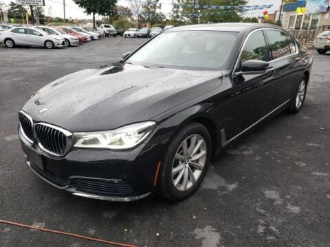 2016 BMW 7 Series for sale at BuyFromAndy.com at Hi Lo Auto Sales in Frederick MD