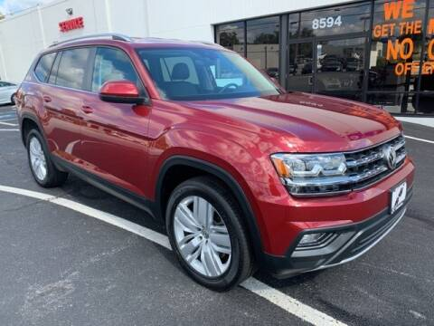2019 Volkswagen Atlas for sale at BuyFromAndy.com at Hi Lo Auto Sales in Frederick MD