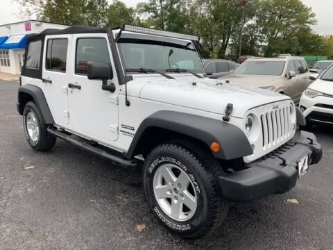 2015 Jeep Wrangler Unlimited for sale at BuyFromAndy.com at Hi Lo Auto Sales in Frederick MD
