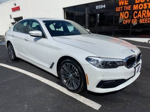 2018 BMW 5 Series for sale at BuyFromAndy.com at Hi Lo Auto Sales in Frederick MD