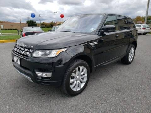 2017 Land Rover Range Rover Sport for sale at BuyFromAndy.com at Hi Lo Auto Sales in Frederick MD