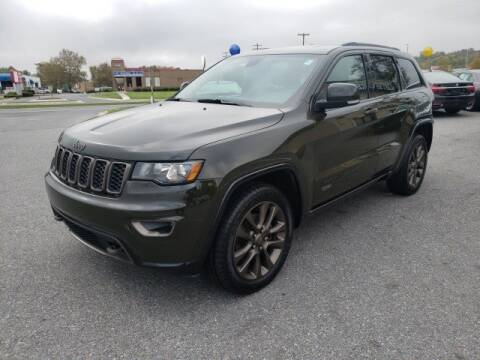 2016 Jeep Grand Cherokee for sale at BuyFromAndy.com at Hi Lo Auto Sales in Frederick MD
