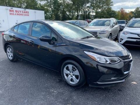 2018 Chevrolet Cruze for sale at BuyFromAndy.com at Hi Lo Auto Sales in Frederick MD