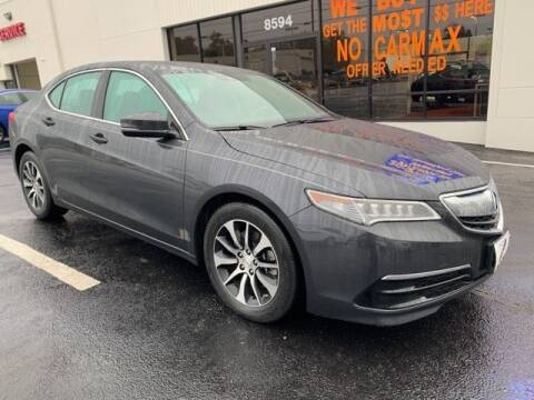 2015 Acura TLX for sale at BuyFromAndy.com at Hi Lo Auto Sales in Frederick MD