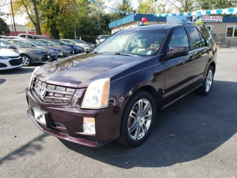 2008 Cadillac SRX for sale at BuyFromAndy.com at Hi Lo Auto Sales in Frederick MD