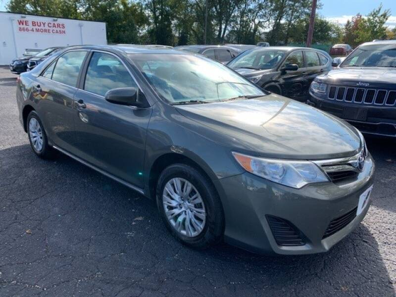 2013 Toyota Camry for sale at BuyFromAndy.com at Hi Lo Auto Sales in Frederick MD