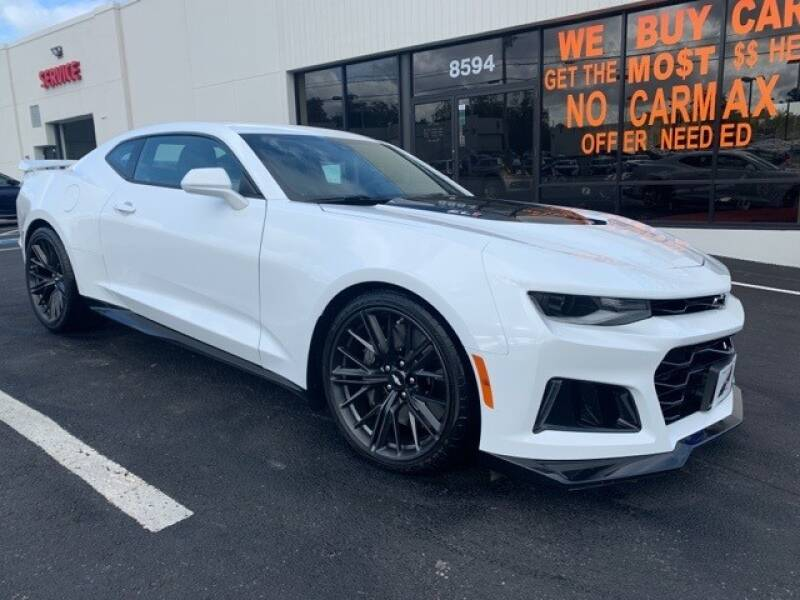 2019 Chevrolet Camaro for sale at BuyFromAndy.com at Hi Lo Auto Sales in Frederick MD