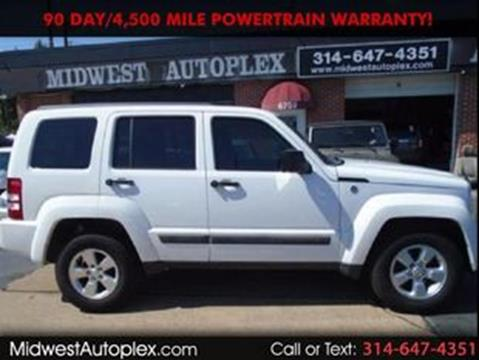 2012 Jeep Liberty for sale in Saint Louis, MO