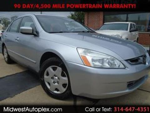 2005 Honda Accord for sale in St. Louis, MO