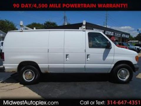 2003 Ford E-Series Cargo for sale in St. Louis, MO