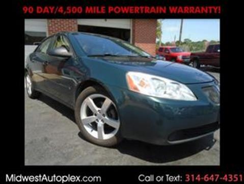 2007 Pontiac G6 for sale in St. Louis, MO