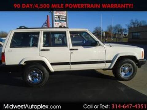 2000 Jeep Cherokee for sale in St. Louis, MO