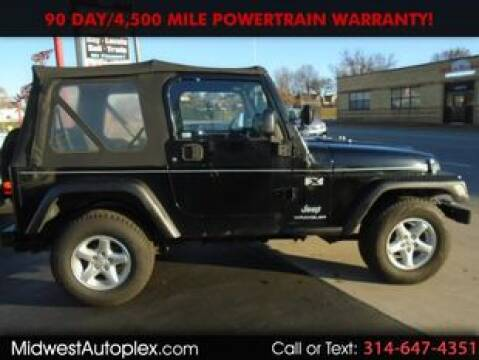 2006 Jeep Wrangler for sale in St. Louis, MO