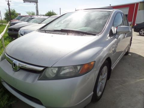 2007 Honda Civic for sale in Lewisville, TX