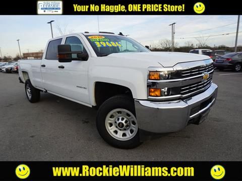 2018 Chevrolet Silverado 2500HD for sale in Mount Juliet, TN