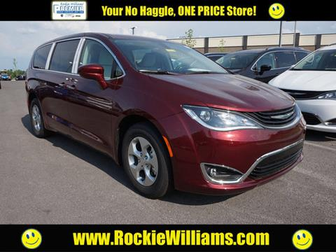 2018 Chrysler Pacifica Hybrid for sale in Mount Juliet, TN
