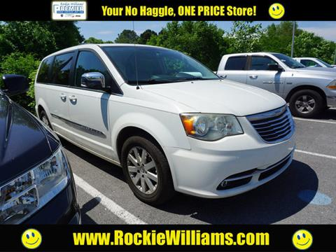 2011 Chrysler Town and Country for sale in Mount Juliet, TN
