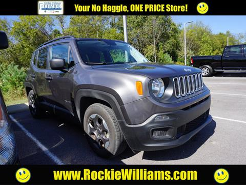 2016 Jeep Renegade for sale in Mount Juliet, TN