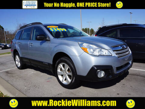 2014 Subaru Outback 2.5i for sale at Rockie Williams Premier DCJR in Mount Juliet TN