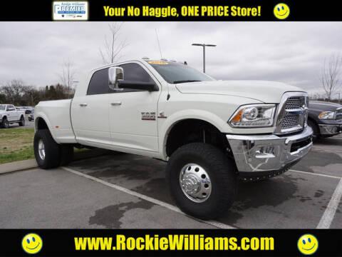 2018 RAM Ram Pickup 3500 Laramie for sale at Rockie Williams Premier DCJR in Mount Juliet TN