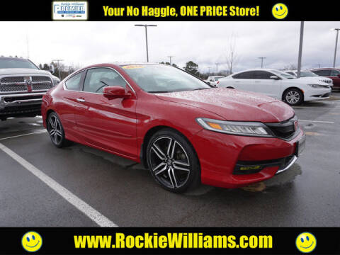2016 Honda Accord Touring for sale at Rockie Williams Premier DCJR in Mount Juliet TN