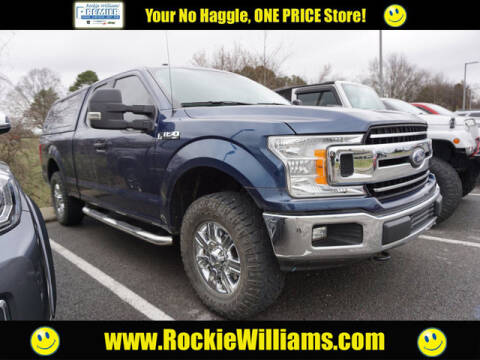 2018 Ford F-150 for sale at Rockie Williams Premier DCJR in Mount Juliet TN