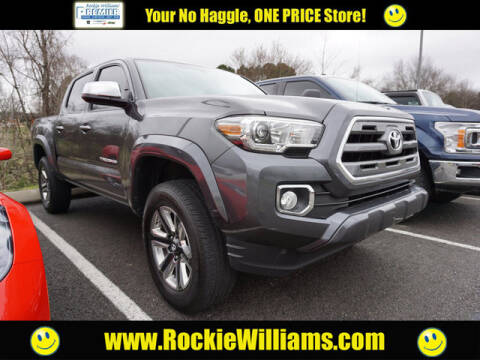 2017 Toyota Tacoma Limited for sale at Rockie Williams Premier DCJR in Mount Juliet TN