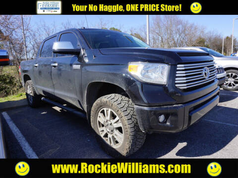 2015 Toyota Tundra for sale at Rockie Williams Premier DCJR in Mount Juliet TN