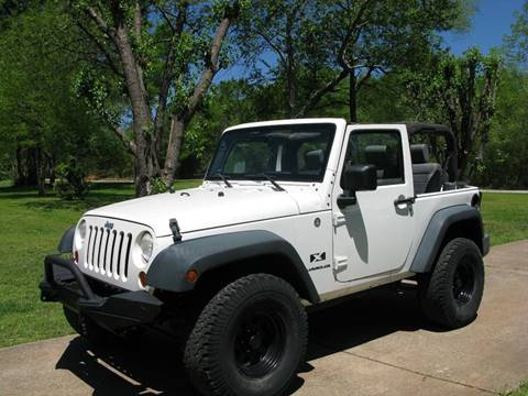 Used Jeep Wrangler Sport >> 2009 Jeep Wrangler Sport For Sale In Gaffney Sc