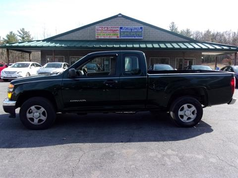 2004 GMC Canyon for sale in Queensbury, NY