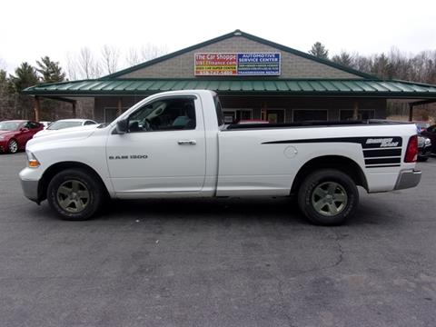 2011 RAM Ram Pickup 1500 for sale in Queensbury, NY