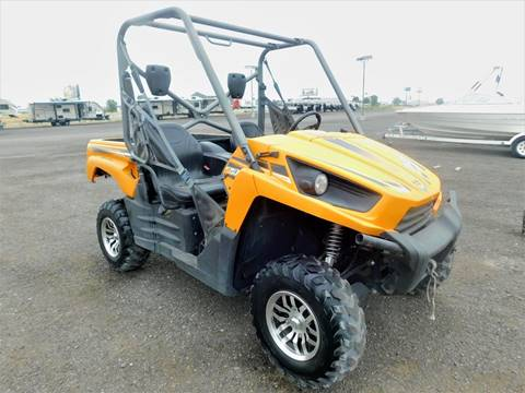 2013 Kawasaki Teryx™ for sale at SOUTHERN IDAHO RV AND MARINE in Jerome ID